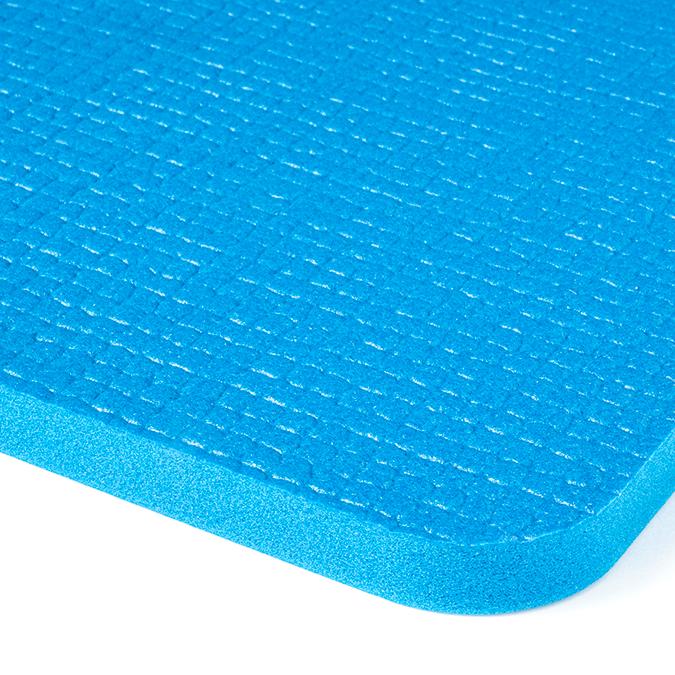 Fitness foam blue